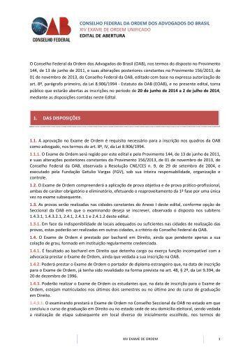 20140620021251-Edital do XIV Exame de Ordem Unificado
