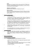 Vedligeholdelsesreglement for afd. 20 Skolegade, Løgstrup - Page 7