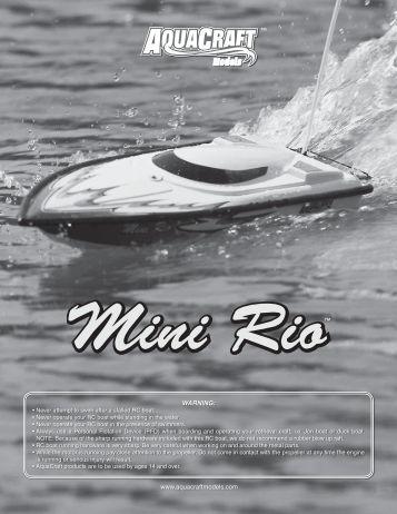 Mini Rio - Hobbico