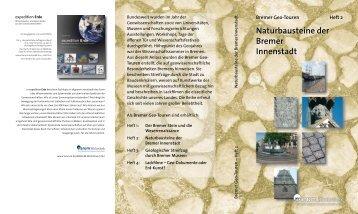 Naturbausteine der Bremer Innenstadt - Marum