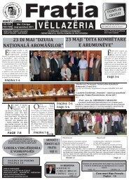 05 06 maj qershor 2011.indd - TV-Radio Makedonia