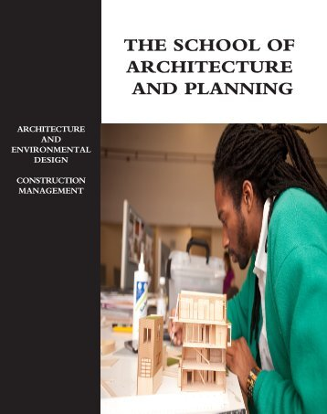 the school of architecture and planning - Morgan State University