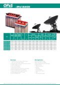 OPzS STANDBY POWER BATTERIES - JHRoerden - Page 3
