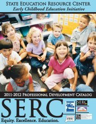 2011-2012 catalog is also now available - The State Education ...