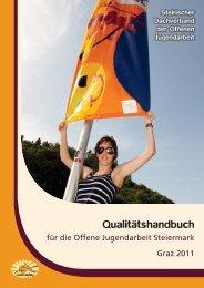 Qualitätshandbuch - Dachverband der Offenen Jugendarbeit