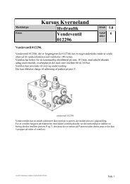 Kursus Kverneland - Hjallerup Maskinforretning A/S