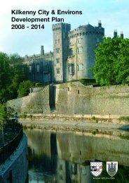 Kilkenny City & Environs Development Plan 2008 - 2014