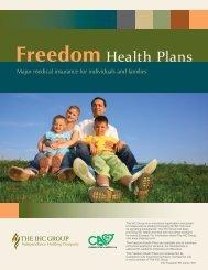 Freedom Health Plans - eHealthInsurance.com