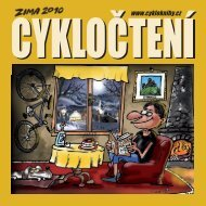 Adobe Acrobat verze časopisu - Cykloknihy