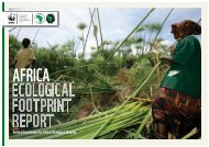 Africa Ecological Footprint Report - Global Footprint Network