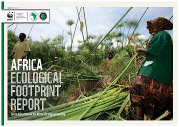 Africa Ecological Footprint Report - Global Footprint Network