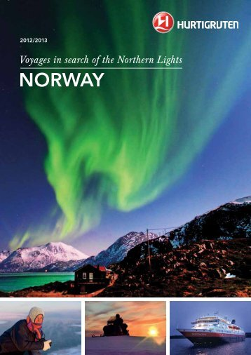 Voyages in search of the Northern Lights - Travel Club Elite