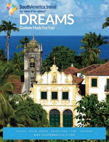 South-America-Travel-Dreams-Brochure