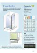 Rahmenlose Duschwandelemente - Seite 7