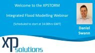 Integrated Flood Modelling - Micro Drainage