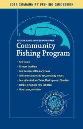 PDF, 11mb - Arizona Game and Fish Department