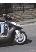 Elektroroller Test emco NOVUM 77 Motoretta Ausgabe 06/2012 - Seite 2