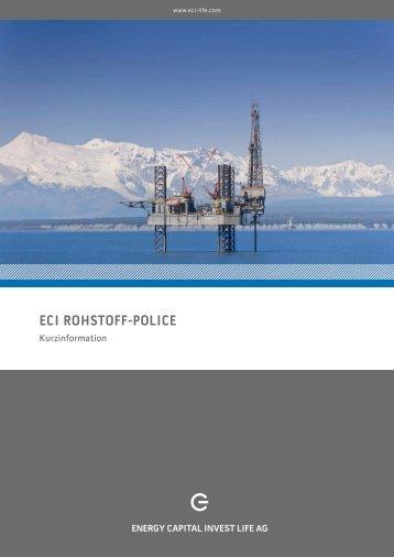 ECI ROHSTOFF-POlICE - PLENTUM