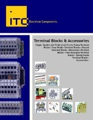 Terminal Blocks & Accessories
