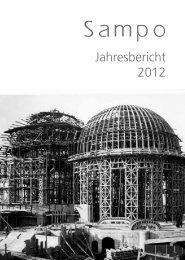 Jahres-und Rechenschaftsbericht 2012 (PDF) - Sampo