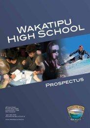 WAKATiPu HiGH SCHOOl - AllTeams