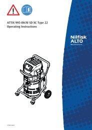 Download Bedienungsanleitung A - Wap Nilfisk Alto Shop