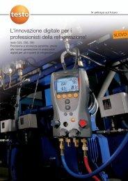 Ulteriori caratteristiche degli analizzatori digitali per ... - Logismarket
