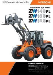 PDF (5,13 MB) - Hitachi Construction Machinery Europe