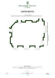 Grundriss herunterladen - Bellevue Palace Bern