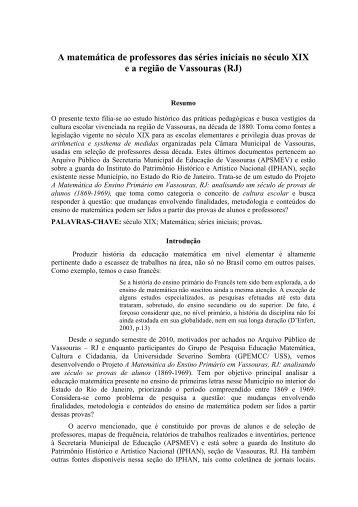 C41 - Associação de Professores de Matemática