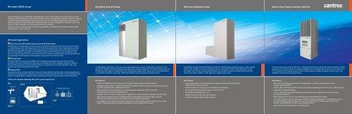 "We enable GREEN energyâ""¢ XW Hybrid Inverter     - Matrix Energy"