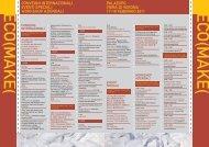 convegni internazionali eventi speciali workshop ... - Edizioni Rendi srl