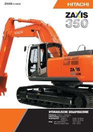 PDF (6,96 MB) - Hitachi Construction Machinery
