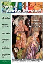 Dezember 2006 / Nr. 88 (1,14 MB) - Großwilfersdorf