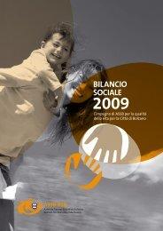 Bilancio Sociale 2009