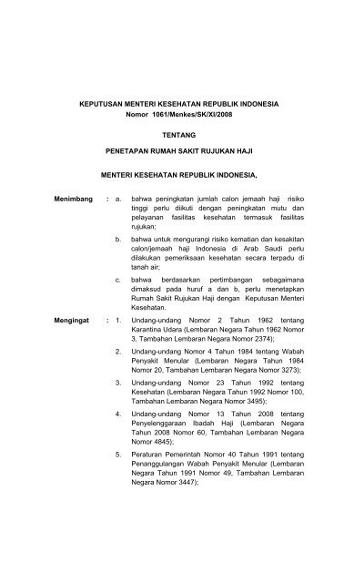 Download Departemen Kesehatan Republik Indonesia
