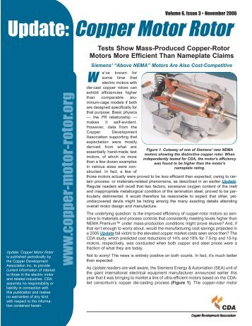 Using Ultra Efficiencey Motors - Siemens Industry, Inc.