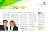 UPM Paper: fornire servizi a valore aggiunto