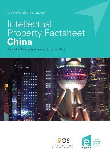 China - Intellectual Property Office of Singapore