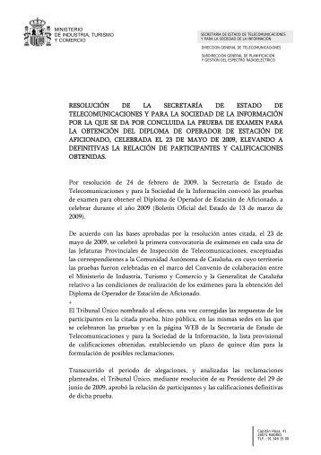 Ministerio del interiorof for Notificacion ministerio del interior