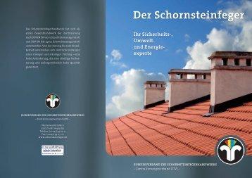 Der Schornsteinfeger - Bezirksschornsteinfegermeister Edgar Wallitt