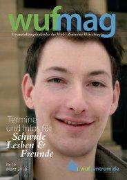 Schwule Lesben & Freunde - schwulesbisches Zentrum Würzburg