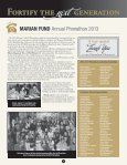 MATTERS MARIAN - Marian Catholic High School - Page 5