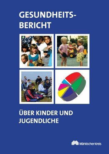 GESUNDHEITS- BERICHT - Märkischer Kreis
