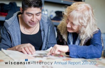 Annual Report 2011-2012 - Literacy Green Bay