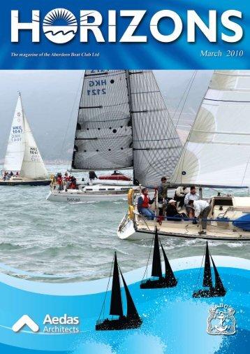 Mar 2010 Issue - the Aberdeen Boat Club