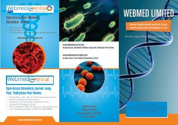 Download Brochures - WebmedCentral.com