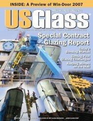 US Glass - October 2007 - USGlass Magazine