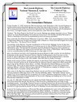Press Release - The Lincoln Highway National Museum & Archives - Page 2