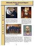 2011 Annual Report - Village of Wilmette - Page 6